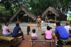 Native-american-village-Boggy-Creek-Airboat-Adventures-best-Airboat-rides-in-Orlando-Florida-by-disney-8